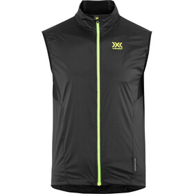 X-Bionic Spherewind Pro Running Vest Men Black/Neon Yellow